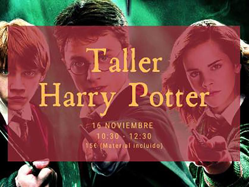 Taller Harry Potter