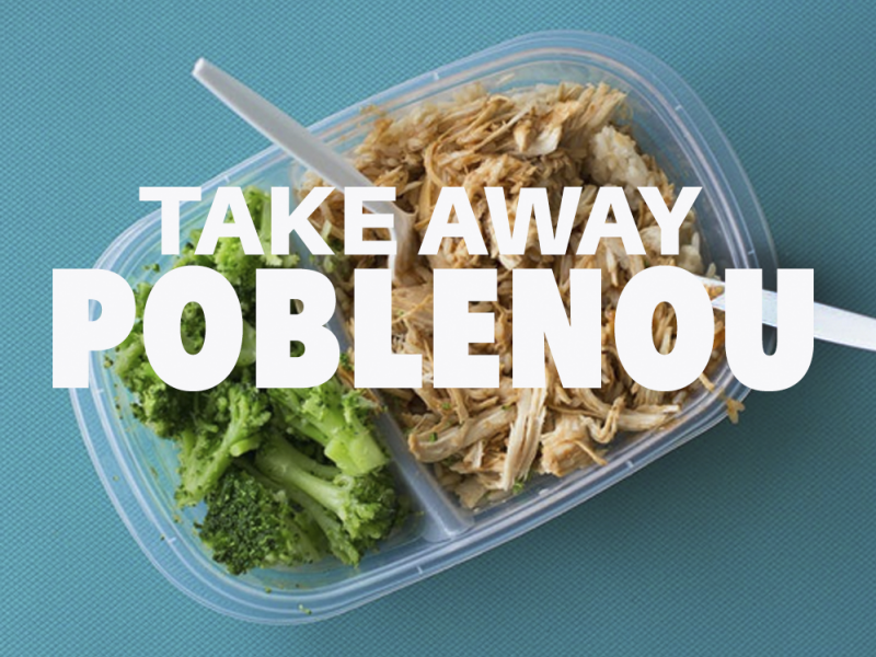 Take away Poblenou